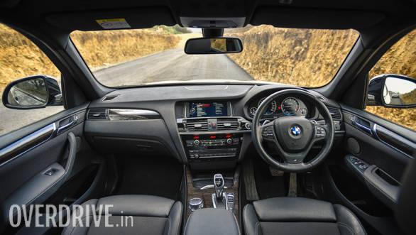 BMW X3 vs Mercedes GLC Comparo (68)