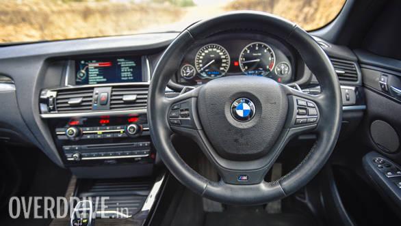 BMW X3 vs Mercedes GLC Comparo (80)