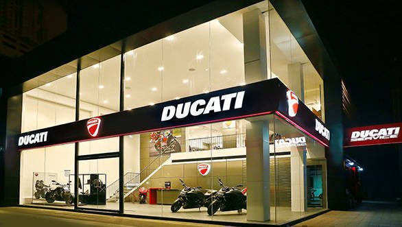 Ducati dealership Kochi
