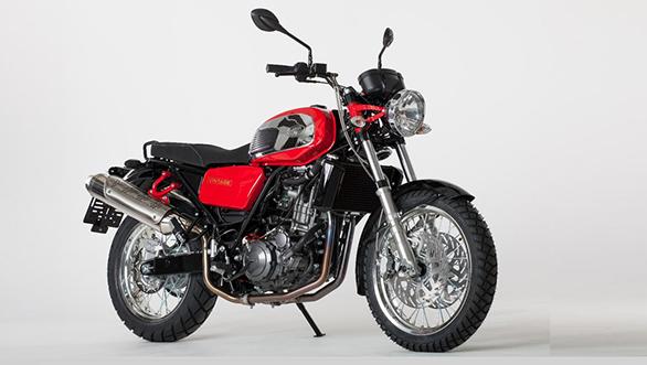 2017 Jawa 660 Vintage