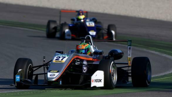 Jehan Daruvala FIA Formula 3 European Championship Monza 2017 3