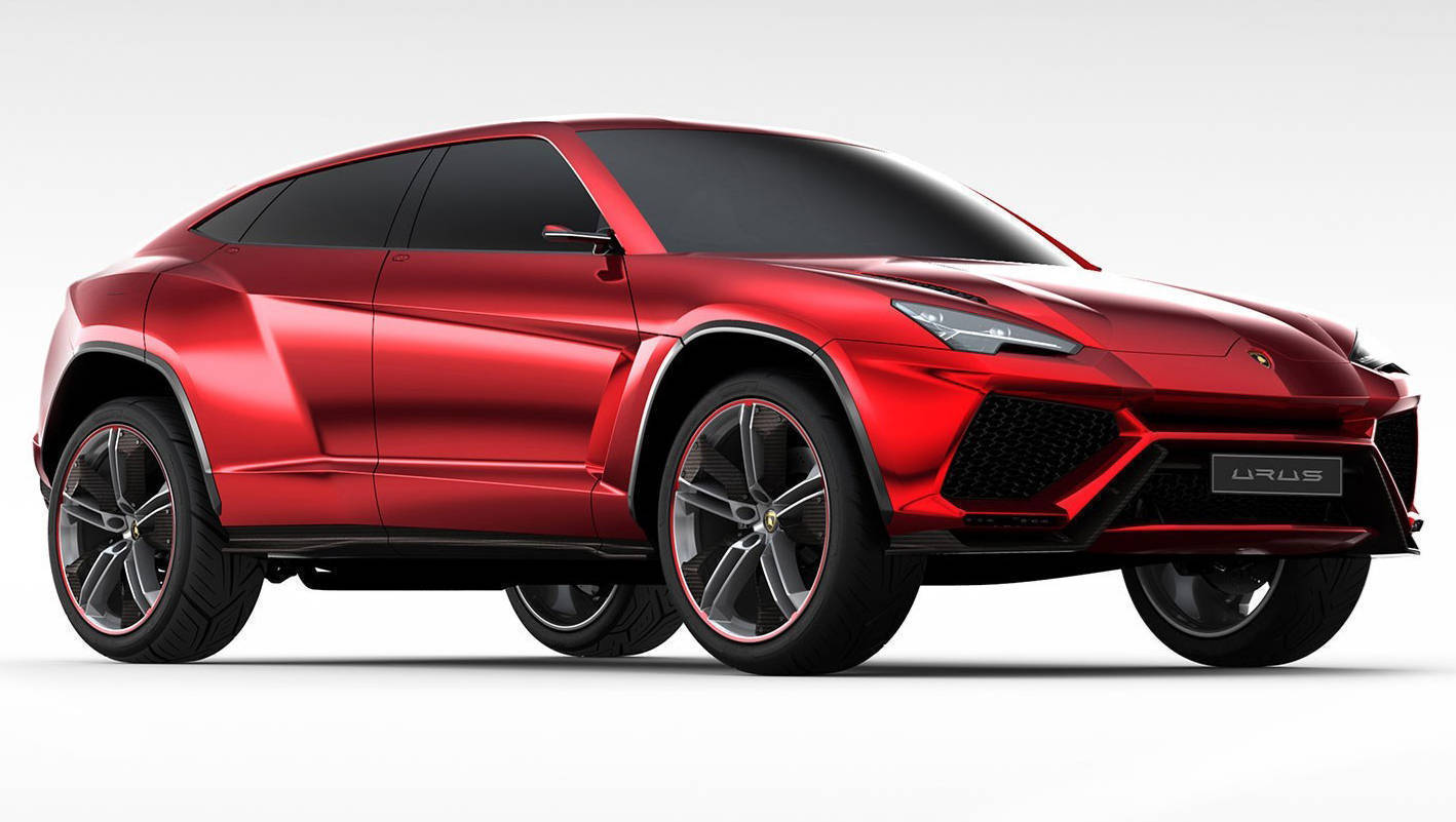 Lamborghini Urus will be powered by a 650PS 4.0-litre V8