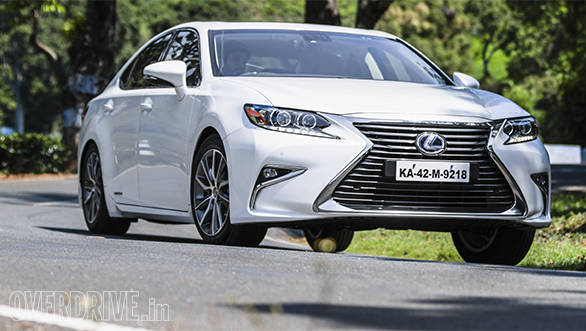 Image Gallery: 2017 Lexus ES 300h first drive review