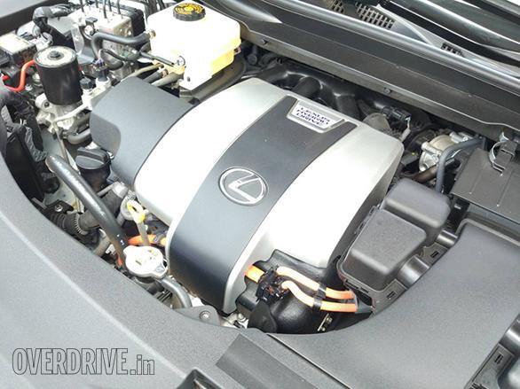Lexus RX450h (11)