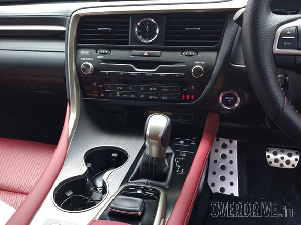 Lexus RX450h (13)