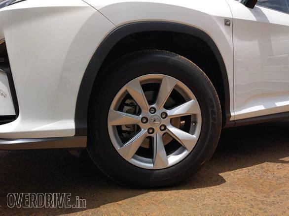 Lexus RX450h (22)