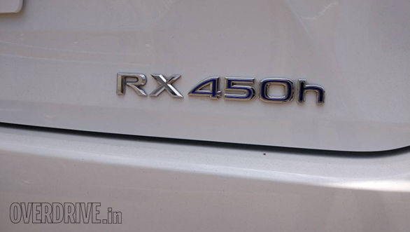 Lexus RX450h (9)