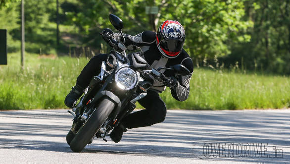 India-bound 2017 MV Agusta Brutale 800 first ride review