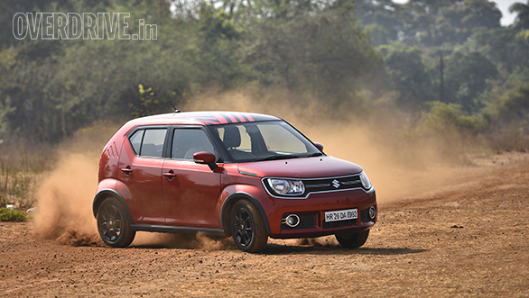 2017 Maruti Suzuki Ignis petrol AMT long term review: After 5,185km and three months