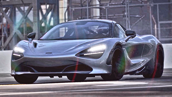 Mclaren 720s Featured In The Latest Project Cars 2 Trailer Overdrive