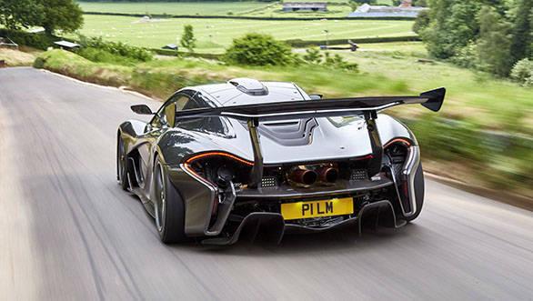 McLaren LM Nurburgring 2