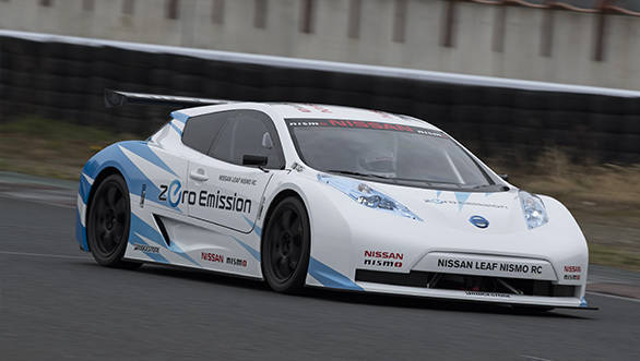 Nissan Intelligent Power_LEAF NISMO RC3-1