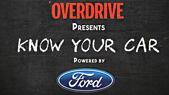 OD & Ford Presents: Know Your Car - Safety Features