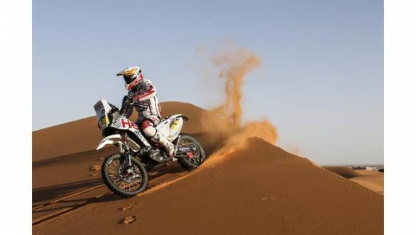 Merzouga Rally 2017: Hero MotoSports' JRod finishes in ninth position