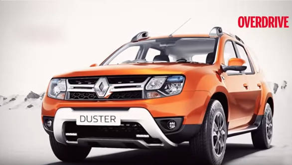 2017 Renault Duster CVT petrol launched in India at Rs 10.32 lakh