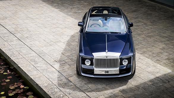 Rolls-Royce Torpedo Photo: James Lipman / jameslipman.com