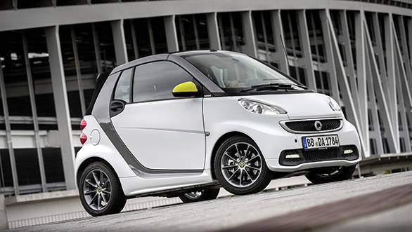 smart fortwo edition BoConcept  smart fortwo edition BoConcept