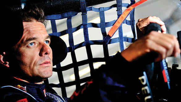 Sebastien Loeb: In a league of his own