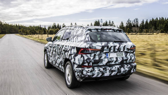 The Skoda Karoq will feature all-new two petrol engines and two diesel engines