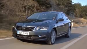 Upcoming: 2017 Skoda Octavia facelift