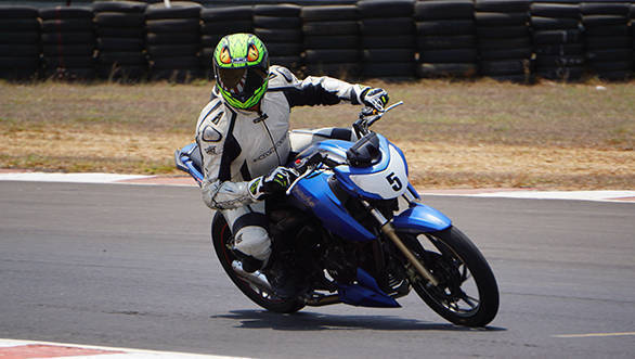 Lessons learnt at the TVS Racing academy...