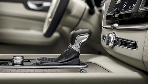 The new Volvo XC60 interior detail