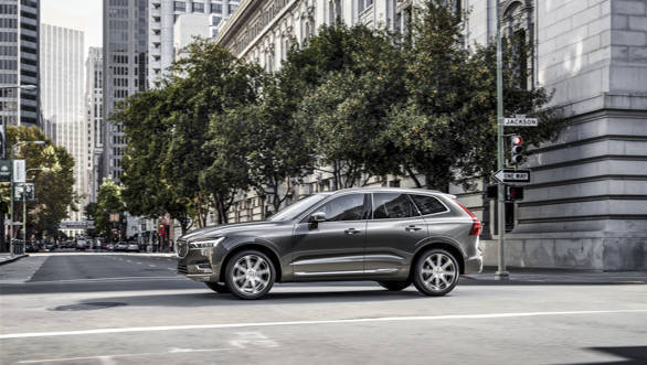 Volvo to locally assemble the XC60 in India