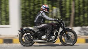 2017 Triumph Bobber road test review