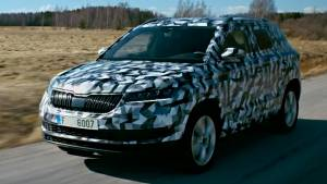 Upcoming: Skoda Karoq | Details and specifications | OVERDRIVE