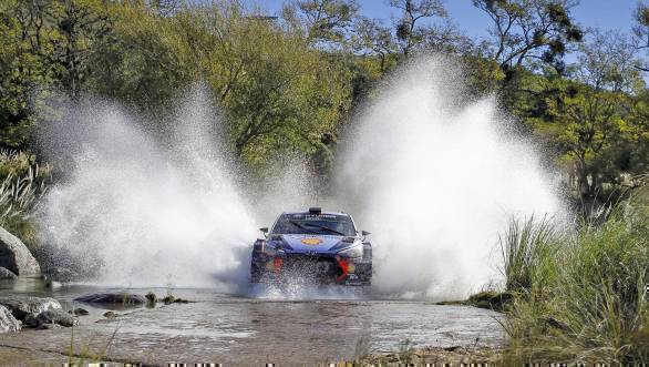 WRC 2017 Argentina Thierry Neuville 2
