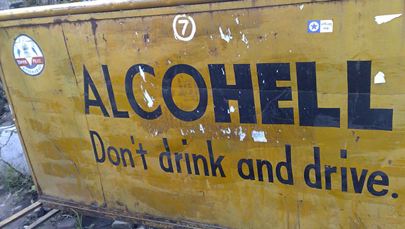 Will the liquor ban on highways reduce drunken driving?