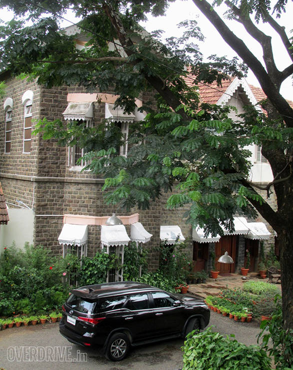 1- Our first stop after leaving Mumbai was at the Ingle's lovely family home in Kolhapur