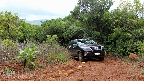 The Sahyadris offer lots of opportunities for serious off-roading