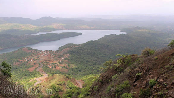 The Western Ghats are full of scenic sights