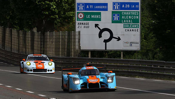 2017 24 hours of Le Mans, Gulf Tockwith (1)