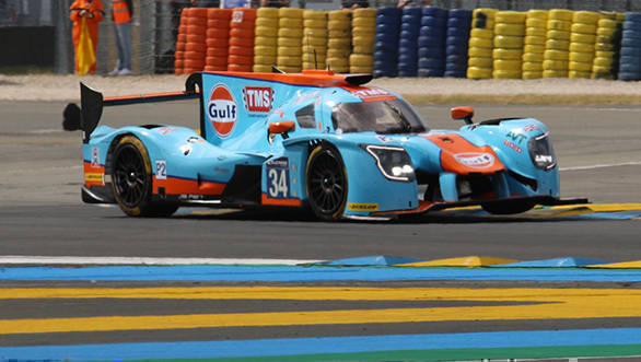 2017 24 hours of Le Mans, Gulf Tockwith (5)