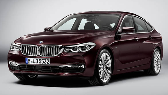 2017 BMW 6 Series Gran Turismo to be unveiled in September 2017