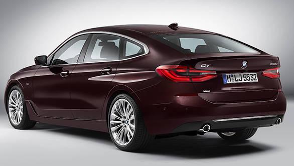 2017 BMW 6 series Gran Turismo (2)