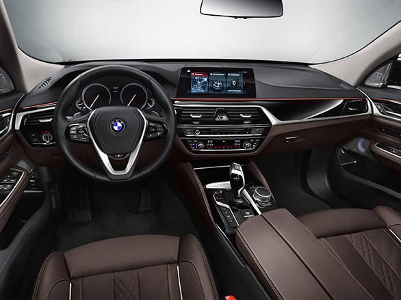 2017 BMW 6 series Gran Turismo (3)
