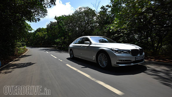 2017 BMW 740Li road test review