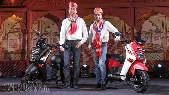 New Honda Cliq 110cc scooter launched in India at Rs 42,499