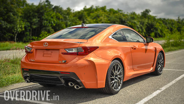 2017 Lexus RCF (5)