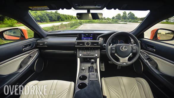 2017 Lexus RCF (75)