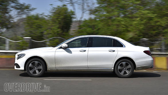 2017 Mercedes-Benz E220d LWB first drive review