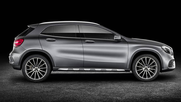 Mercedes-Benz GLA 250 4MATIC, AMG Line, X 156 ( 2017)