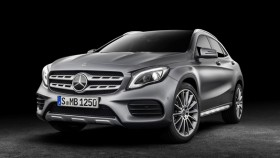 2017 Mercedes-Benz GLA facelift to be launched in India on July 5