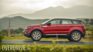 2017 Range Rover Evoque road test review