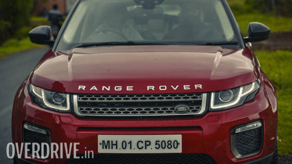2017 Range Rover Evoque Road Test Review Overdrive