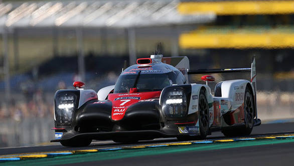 2017 24 Hours of Le Mans: Kamui Kobayashi secures provisional pole for Toyota in LMP1 class