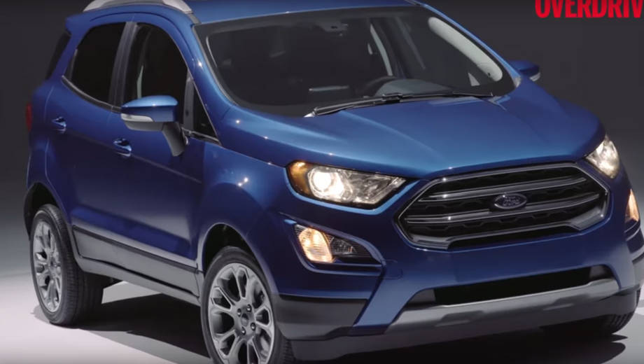 Upcoming: 2017 Ford EcoSport | Details and specifications